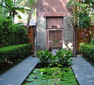 Weg zum Spa Anantara Bophut Resort & Spa