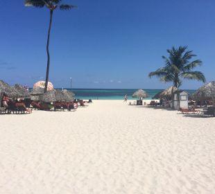 Weg zum Strand Now Larimar Punta Cana