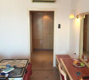 Das soll ein Bungalow sein Hotel Mitsis Rhodos Village & Bungalow