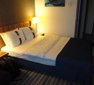Bett Holiday Inn Express Hotel Bremen Airport