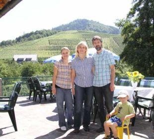 Wir freuen uns auf Ihren Besuch - Familie Morgner Faxe Schwarzwälder Hof Waldulm