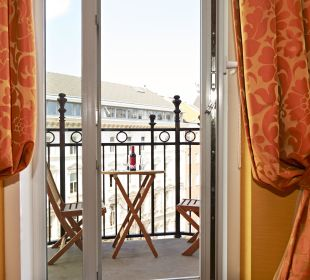 Superior Studio Balkon Small Luxury Hotel Das Tyrol