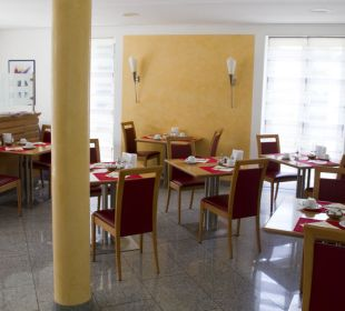 Frühstücksbereich Hotel Graf Lehndorff