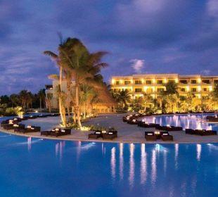 Poolanlage Secrets Maroma Beach Riviera Cancun