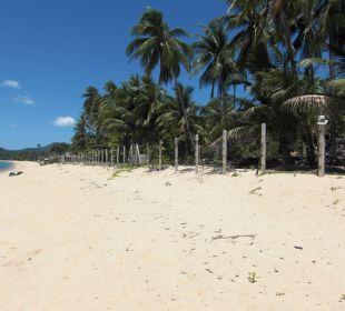 Strandbereich links Samui Buri Beach Resort & Spa