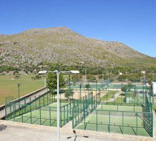 Tennis & Padel Aparthotel Duva & Spa