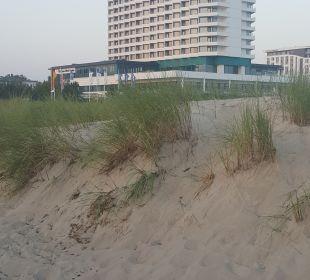 Außenansicht Hotel Neptun