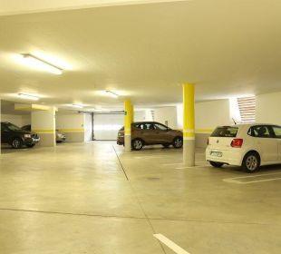 Garage Rudlerhof Rudlerhof & Chalet Rudana