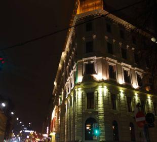 Hotel im Dunkeln Austria Trend Hotel Savoyen Vienna