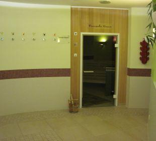 Finnische Sauna Casa Familia