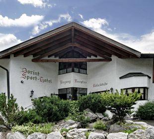 Haupthaus Dorint Sporthotel Garmisch-Partenkirchen