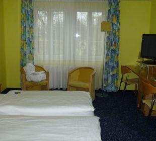 Schöne große Zimmer Hotel Schloss Schweinsburg