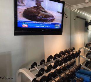 Fitness Hotel Ocean Key Resort & Spa