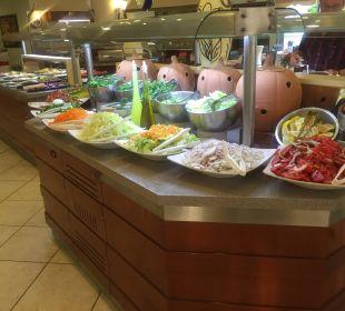Salatbar Hotel Side Sun