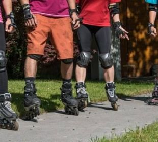 Inlineskaten Funsport-, Bike- & Skihotelanlage Tauernhof