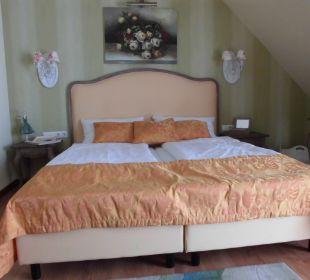 Das Komfortzimmer Hotel Landhaus Wremer Deel
