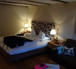 Zimmeransicht Hotel Alpin Spa Tuxerhof
