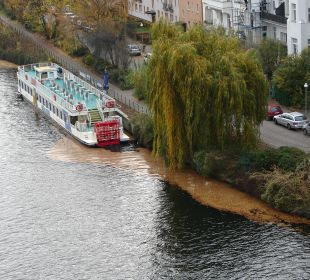 Rundfahrtschiff Ameron Hotel Abion Spreebogen Waterside Berlin