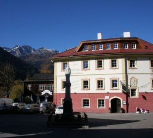 Aussenaufnahme Hotelchen Döllacher Dorfwirtshaus