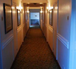 Flur Hotel Southern Sun Mayfair
