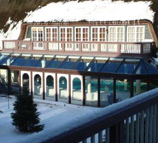 Forsthaus im Winter Hotel Forsthaus Damerow