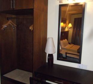 Wandschrank Hotel Ramada Katunayake Colombo International Airport
