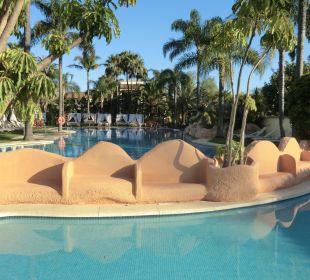 Kinder-Pool Hotel BlueBay Banús
