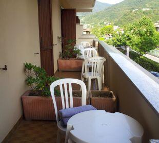 Der Balkon Hotel Bellavista