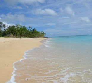 Strand vor Fahle 2 Sandy Beach Resort Tonga
