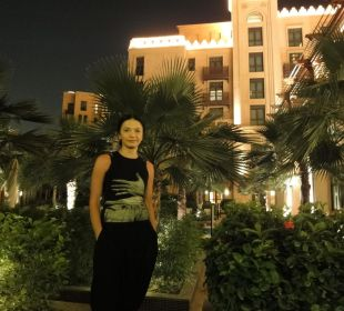 Вид из номера Vida Hotel Downtown Dubai