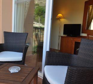Balkon/Terrasse/Terraza/Terrace Hotel Don Antonio