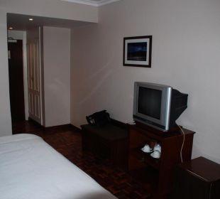 Unser Zimmer Hotel Southern Sun Mayfair
