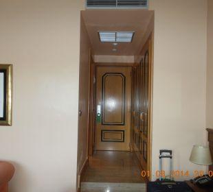 Eingangsbereich Hotel Boutique Villa VIK
