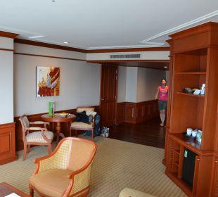 Ausgang Hotel Holiday Inn Chiangmai