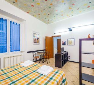 Appartamento piccolo Hotel Cairoli