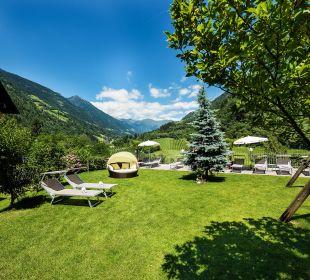 Schöne Liegeweise zum Relaxen Hotel Alpenhof Passeiertal