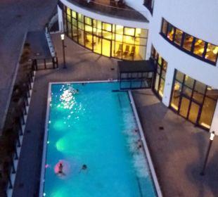 Pool a-ja Warnemünde. Das Resort.