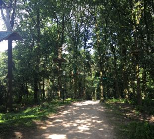 Kletterpark Center Parcs Het Heijderbos