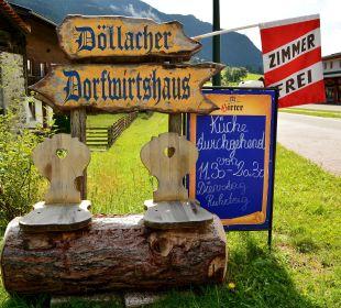 Willkommen in Hotelchen Döllacher Dorfwirtshaus Hotelchen Döllacher Dorfwirtshaus
