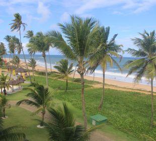 Blick vom Zimmerbalkon IBEROSTAR Hotel Bahia