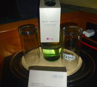 Wenig großzügig für 4 Sterne Ameron Hotel Abion Spreebogen Waterside Berlin