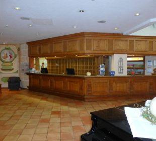 Rezeption Dorint Sporthotel Garmisch-Partenkirchen