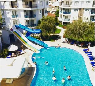 Poolslides Irem Garden Hotel Family Club