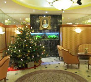 Lobbybereich Hotel Erzherzog Rainer