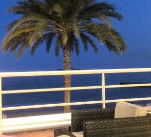 Abendstimmung Hotel Ibiza Playa