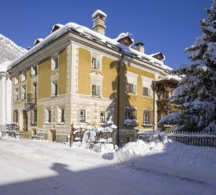 Wintervergnügen garantiert Chesa Salis Historic Hotel Engadin