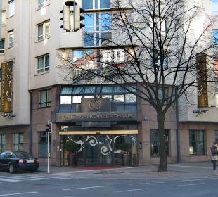 Eingangsbereich Hotel Am Konzerthaus - MGallery collection