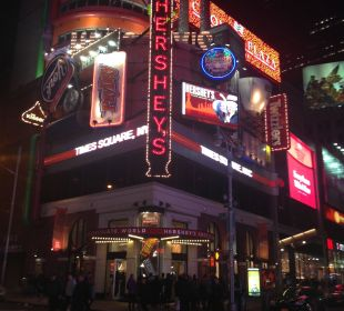 Hotel Crowne Plaza Hotel Times Square Manhattan