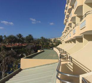 Nach rechts IFA Catarina Hotel