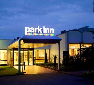 Außenansicht Park Inn by Radisson Hamburg Nord